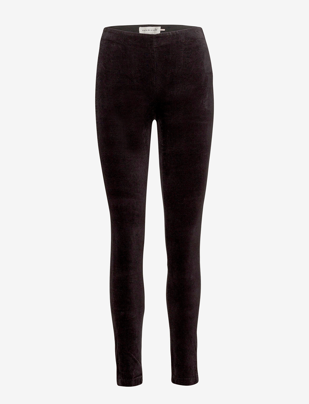 Rosemunde - Trousers - broeken med skinny fit - black - 1