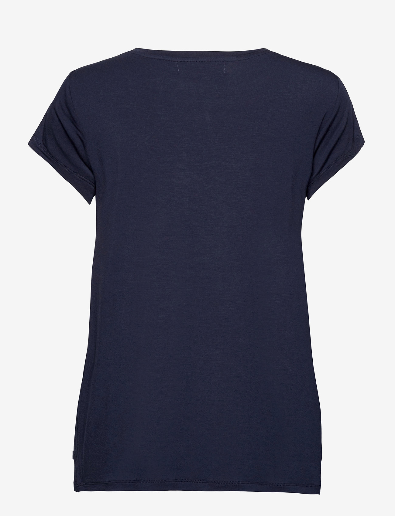 Rosemunde - T-shirt ss - t-shirts - navy - 1