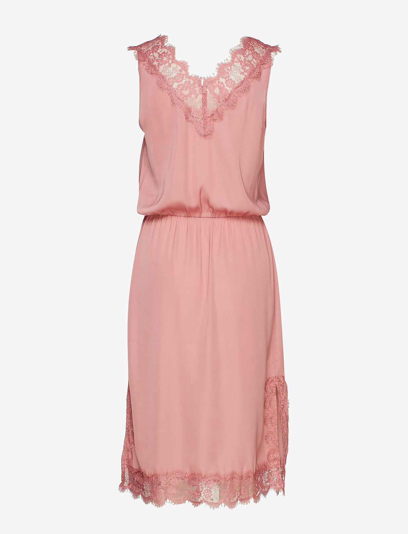 Rosemunde Dress - Klänningar Pink Blush