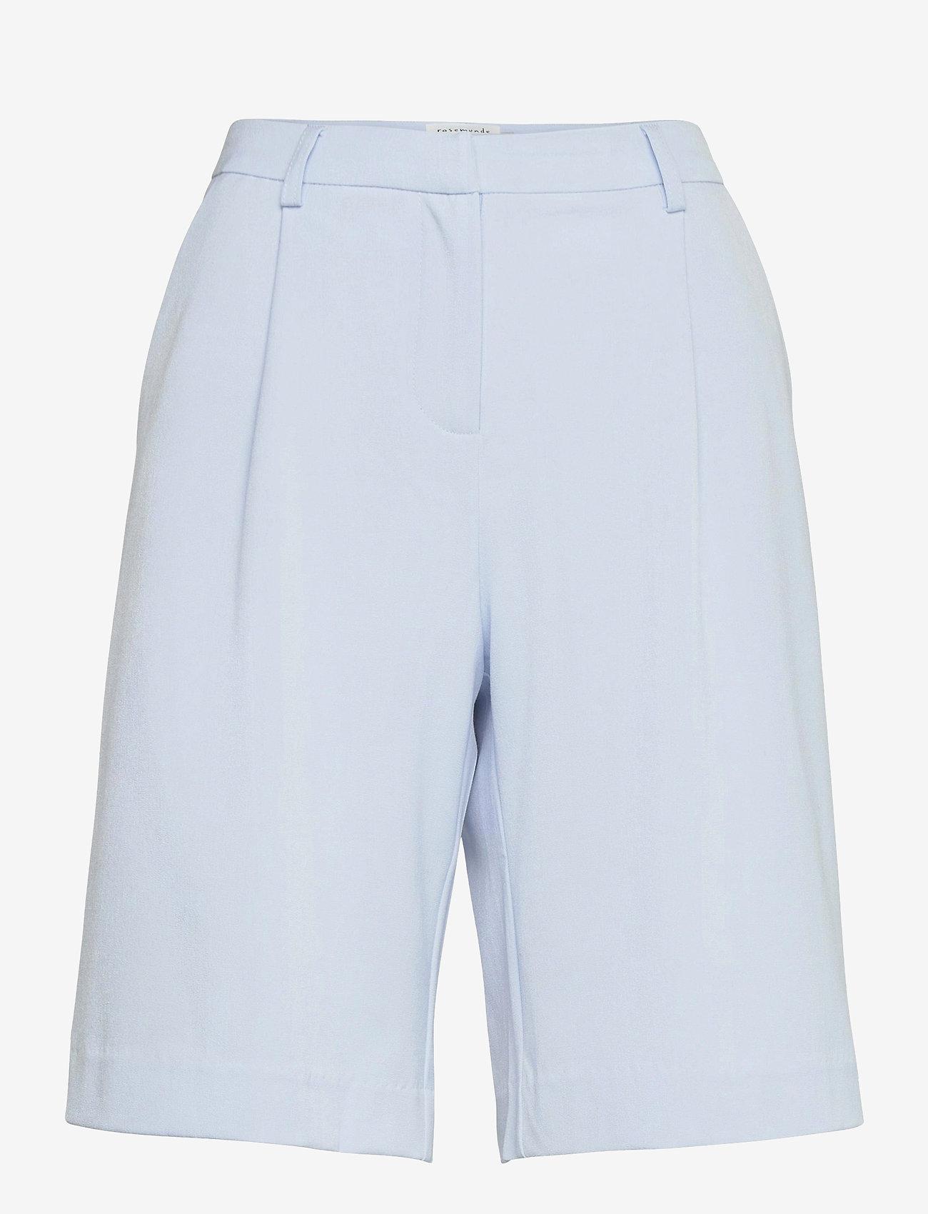 Rosemunde - Shorts - short chino - heather sky - 1