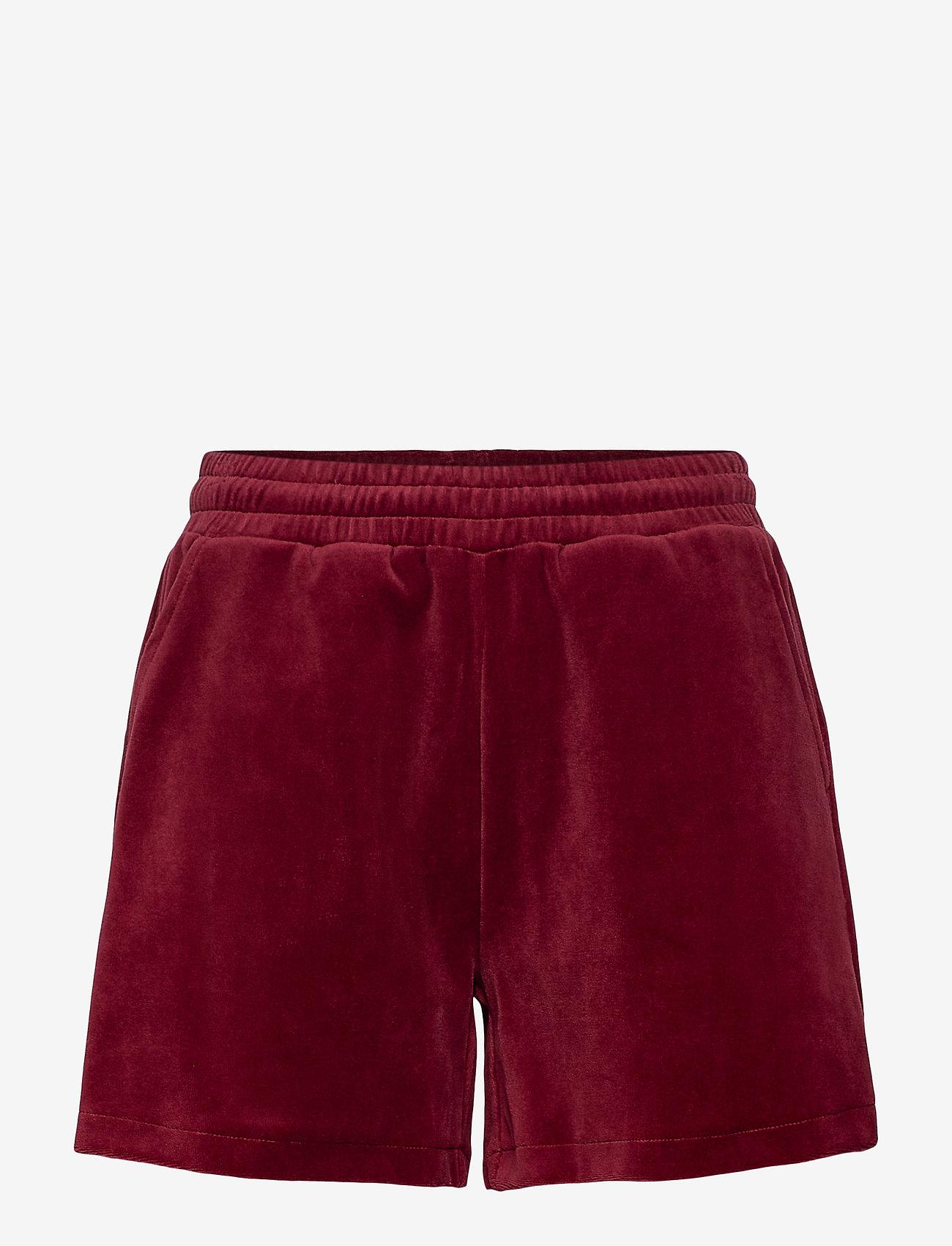 Rosemunde - Shorts - shorts casual - cabernet - 0