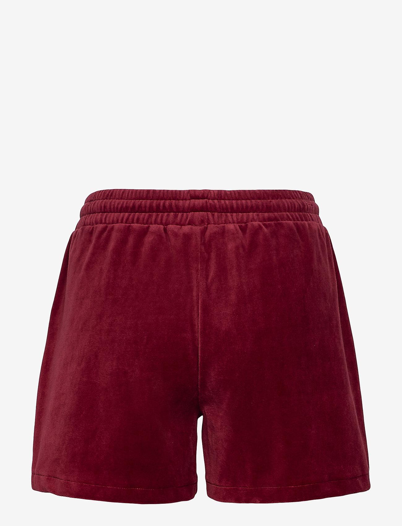 Rosemunde - Shorts - shorts casual - cabernet - 1