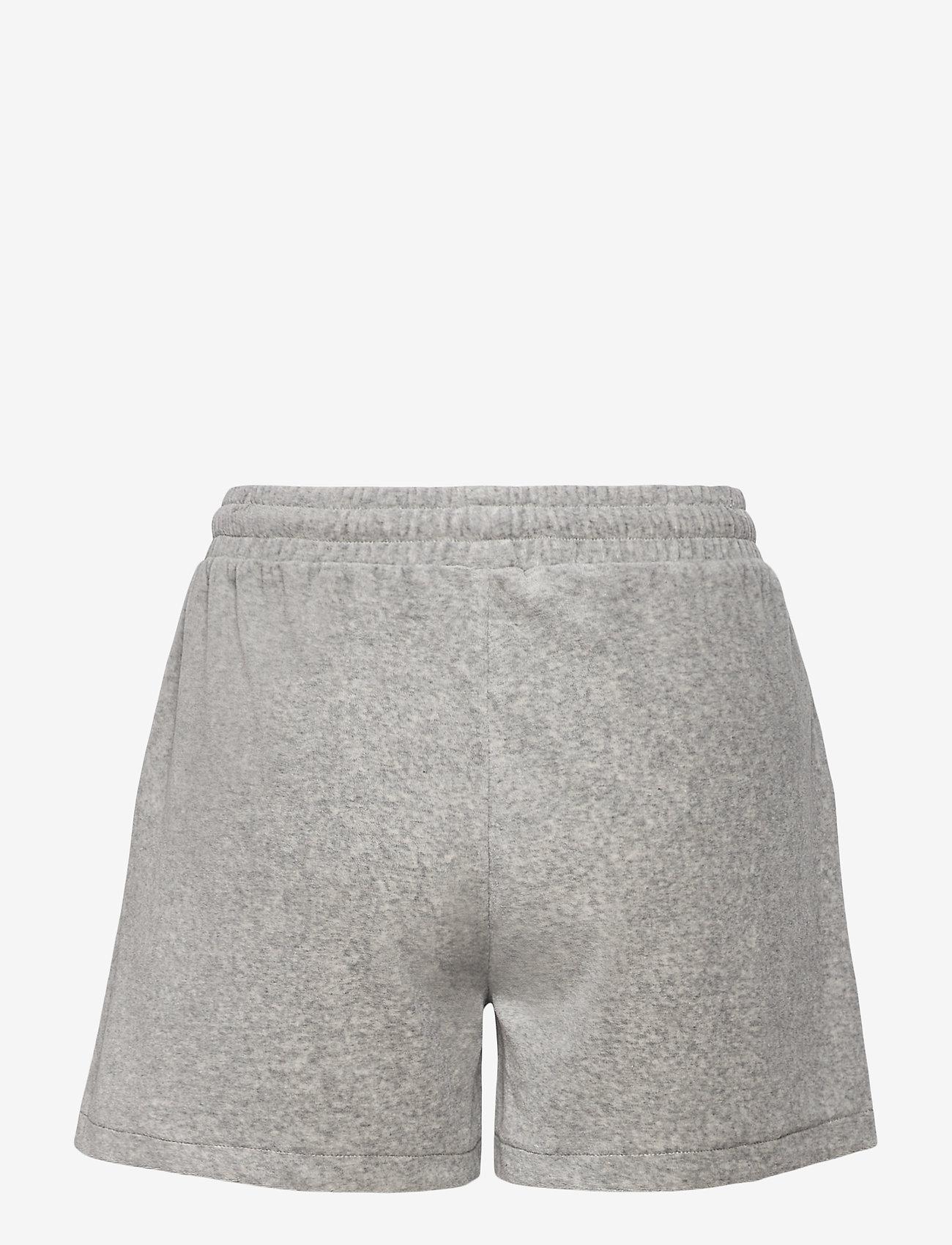 Rosemunde - Shorts - casual shorts - light grey melange - 1