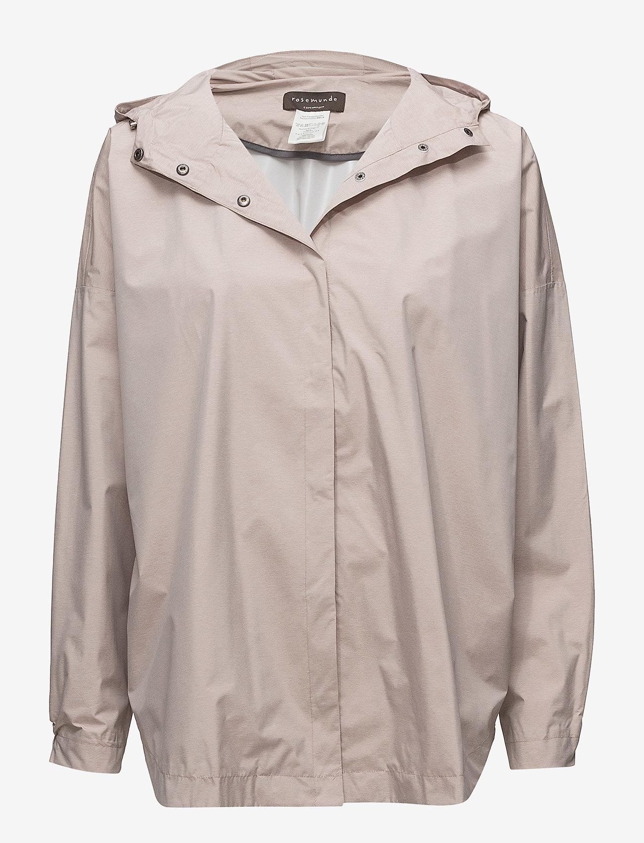 Rosemunde - Cape - manteaux de pluie - vintage powder melange - 0