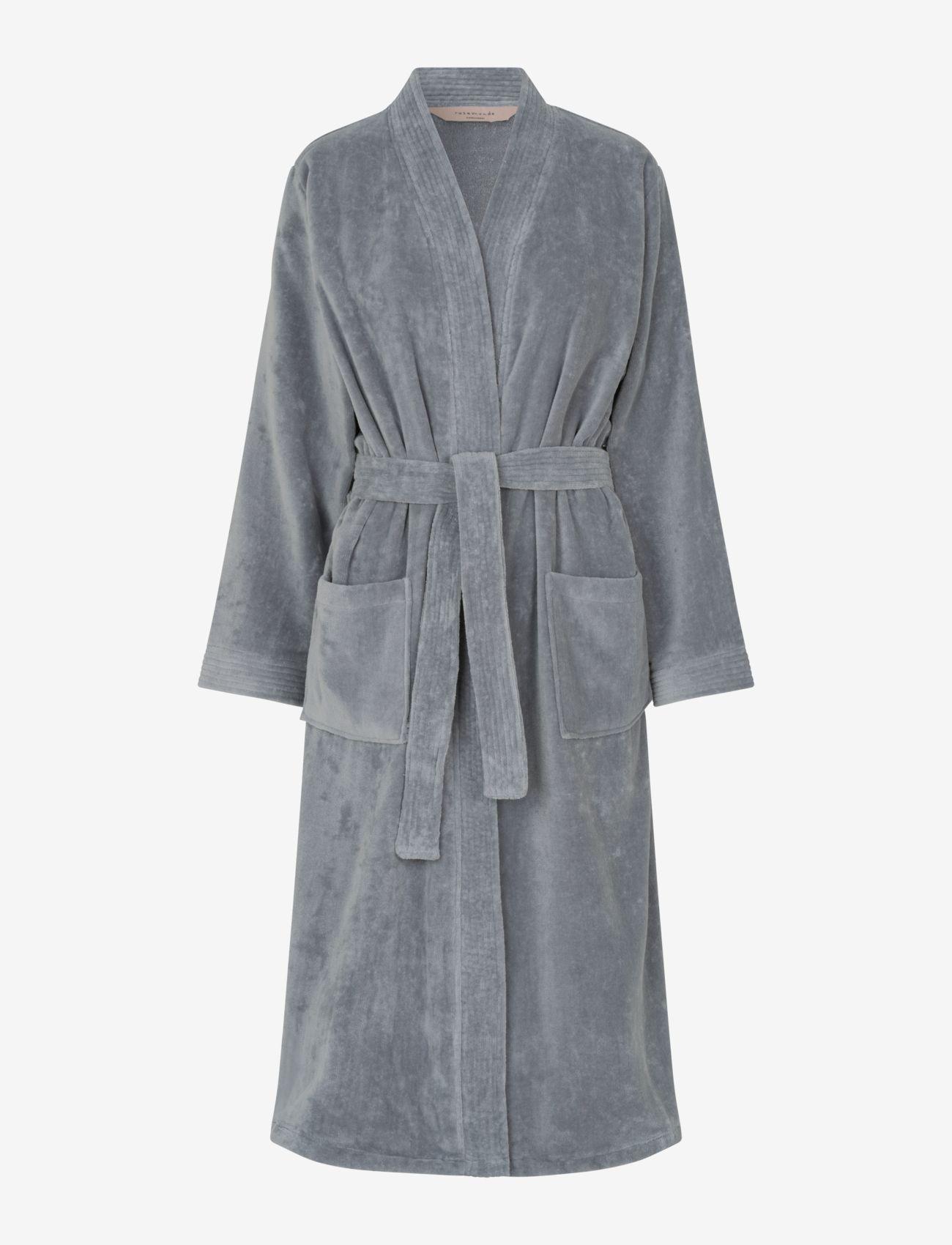 Rosemunde - robe - pegnoirs - charcoal grey - 0