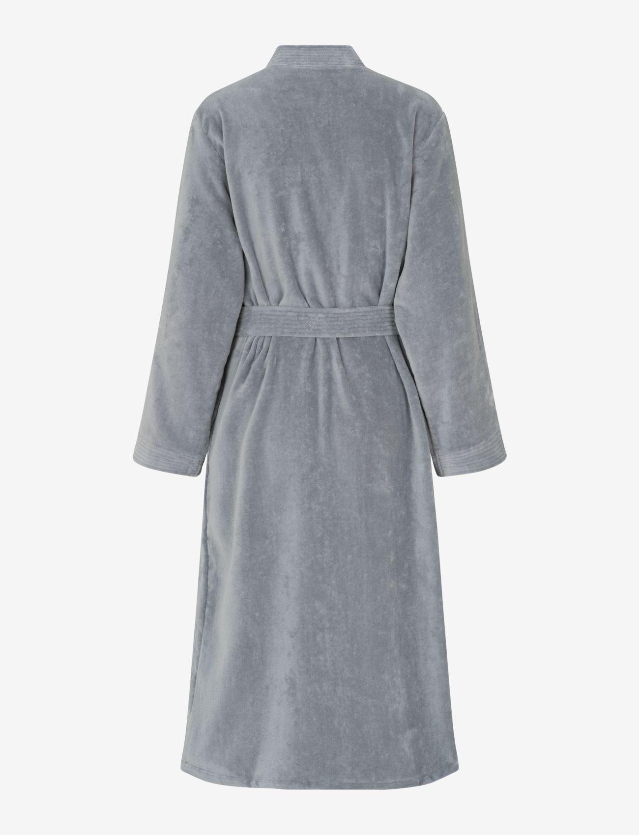 Rosemunde - robe - pegnoirs - charcoal grey - 1