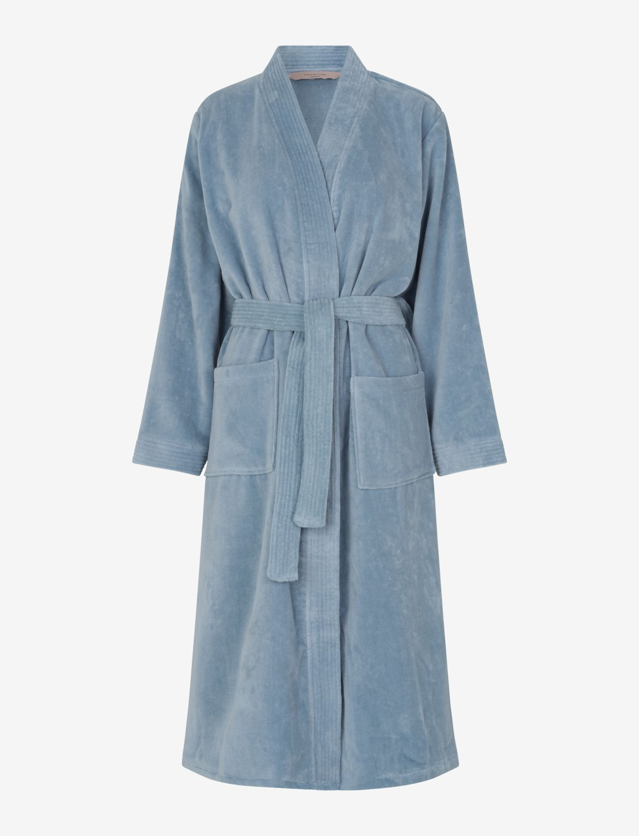 Rosemunde - robe - pegnoirs - dusty blue - 0