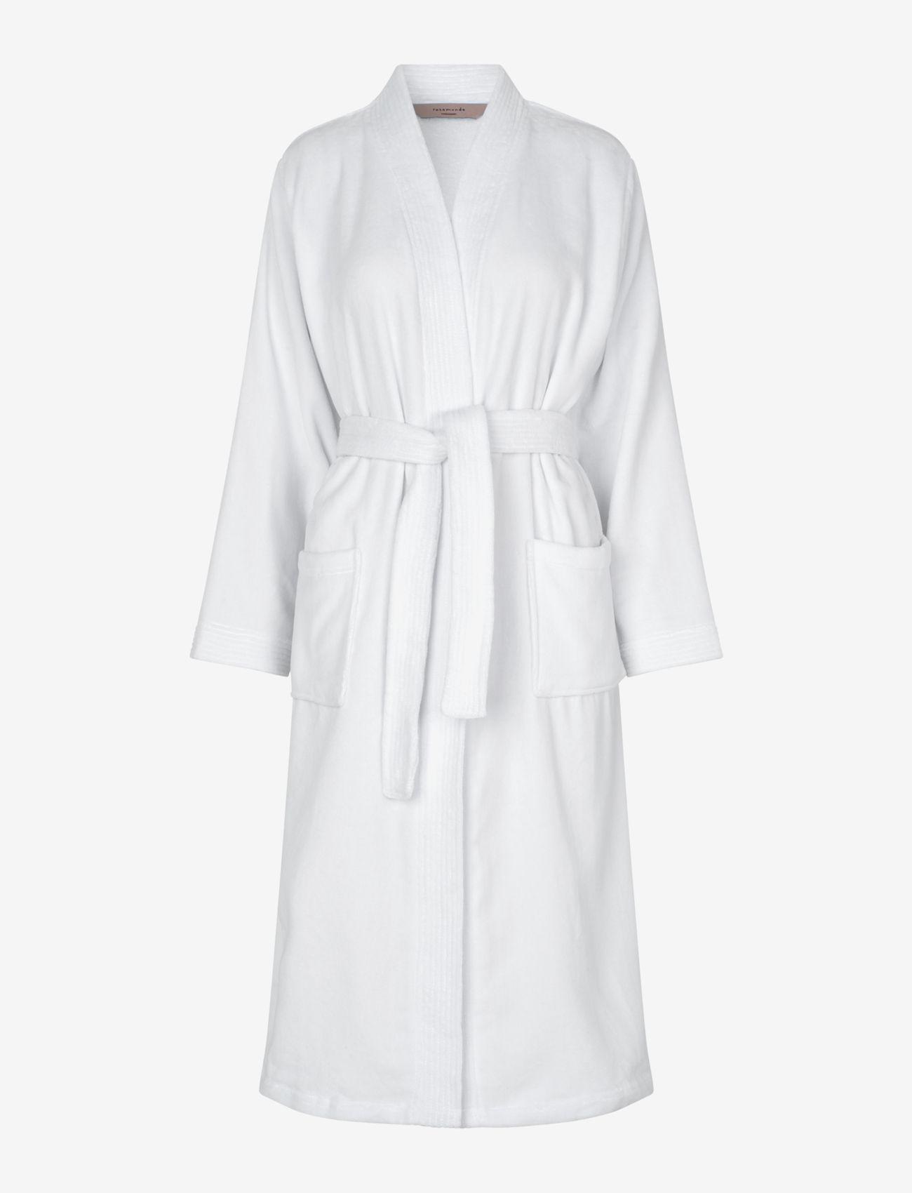 Rosemunde - robe - pegnoirs - new white - 0