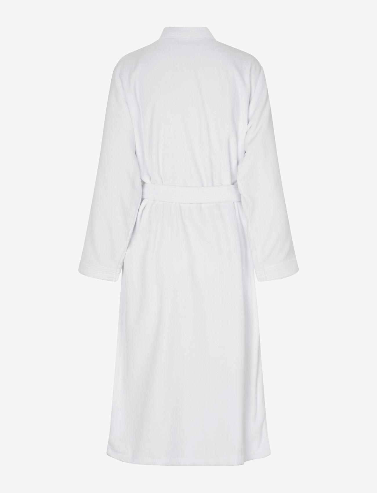Rosemunde - robe - pegnoirs - new white - 1