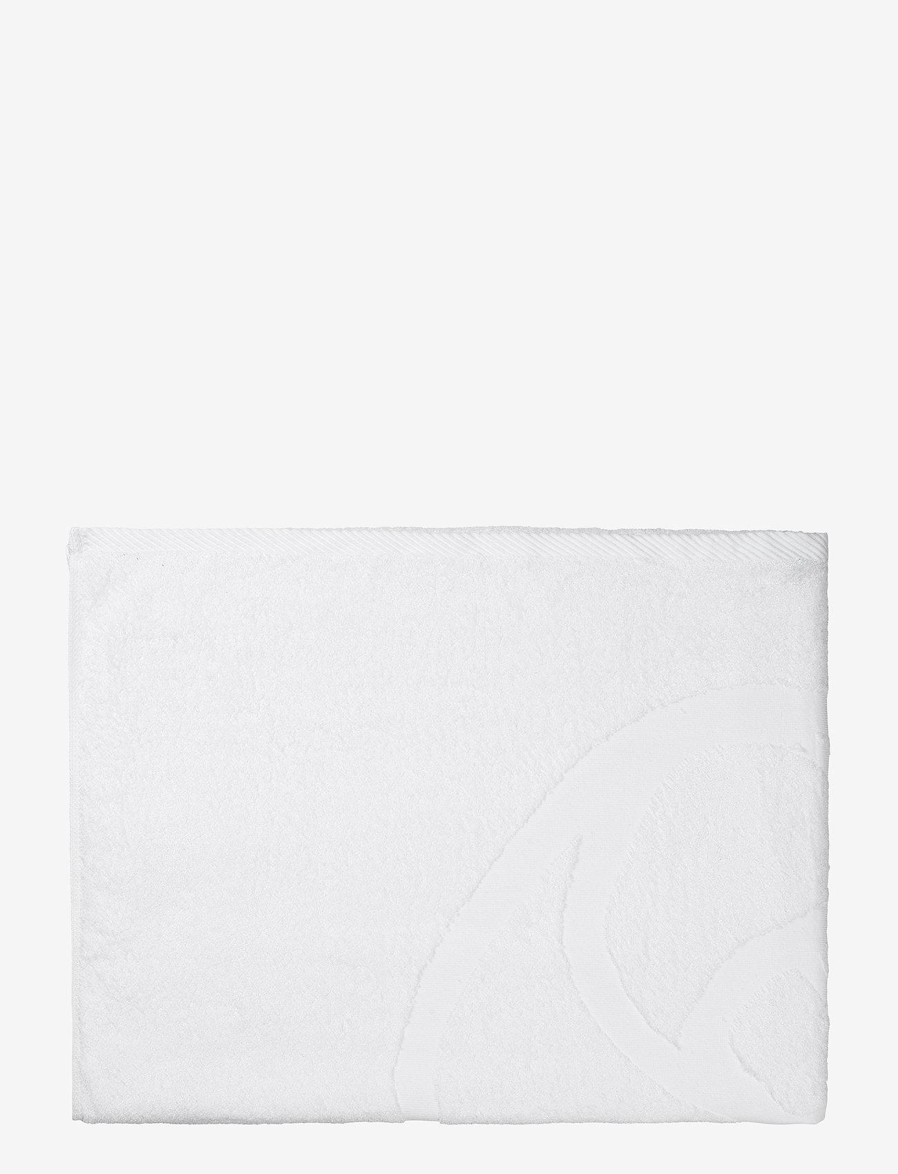 Rosemunde - Towel - ręczniki kąpielowe - new white - 0