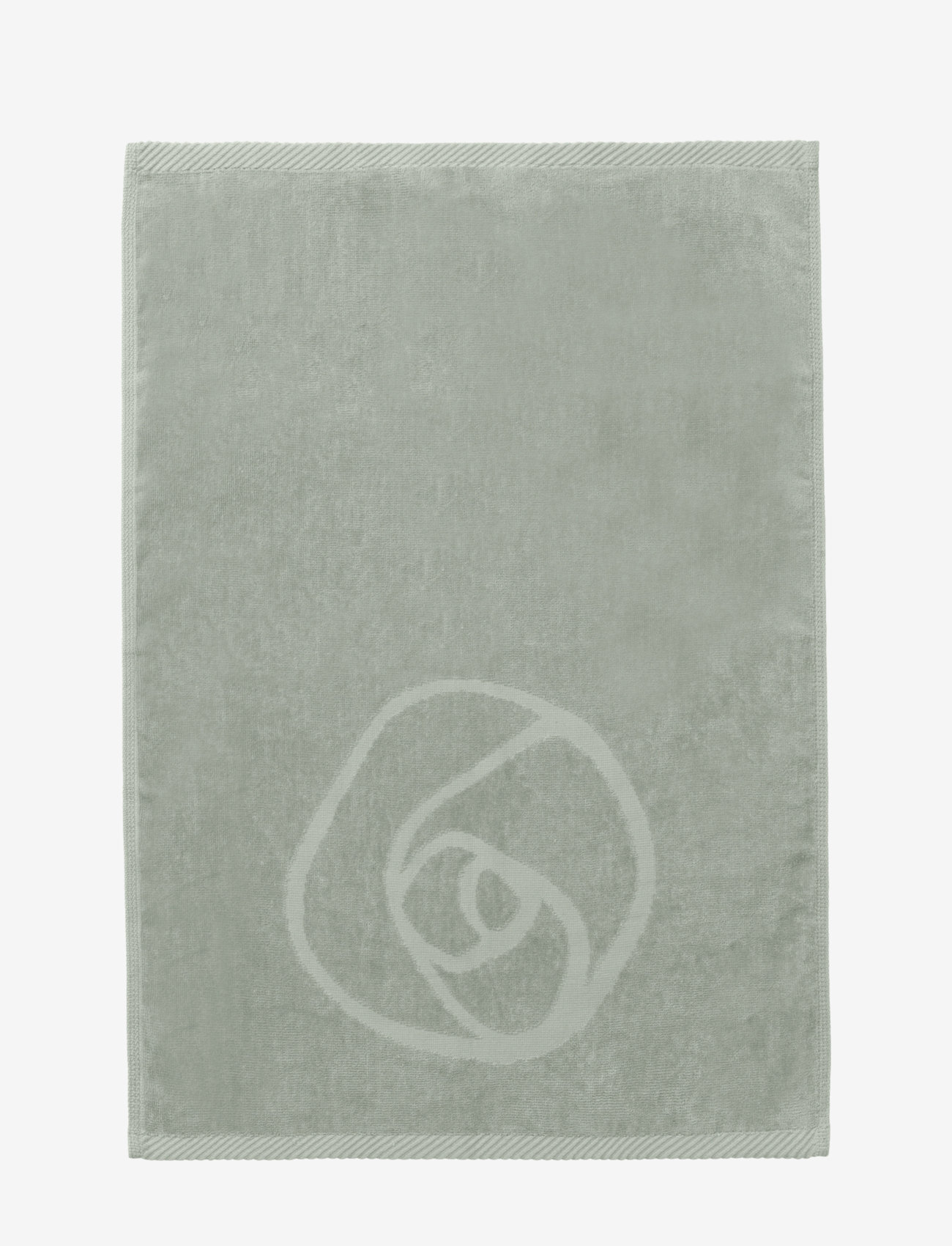 Rosemunde - towel 45x65cm - hand towels & bath towels - seagrass - 1