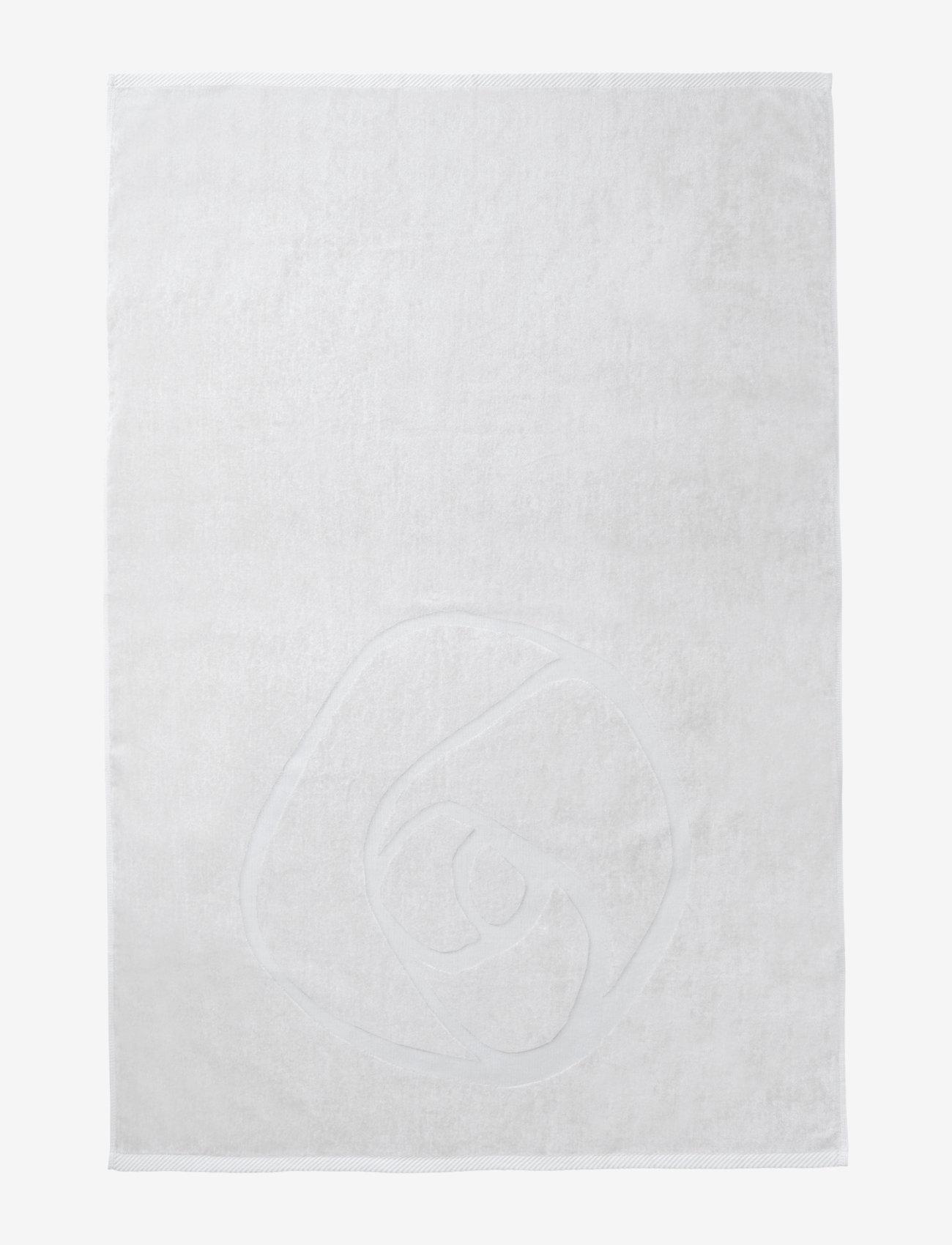 Rosemunde - towel 95x140cm - hand towels & bath towels - new white - 1