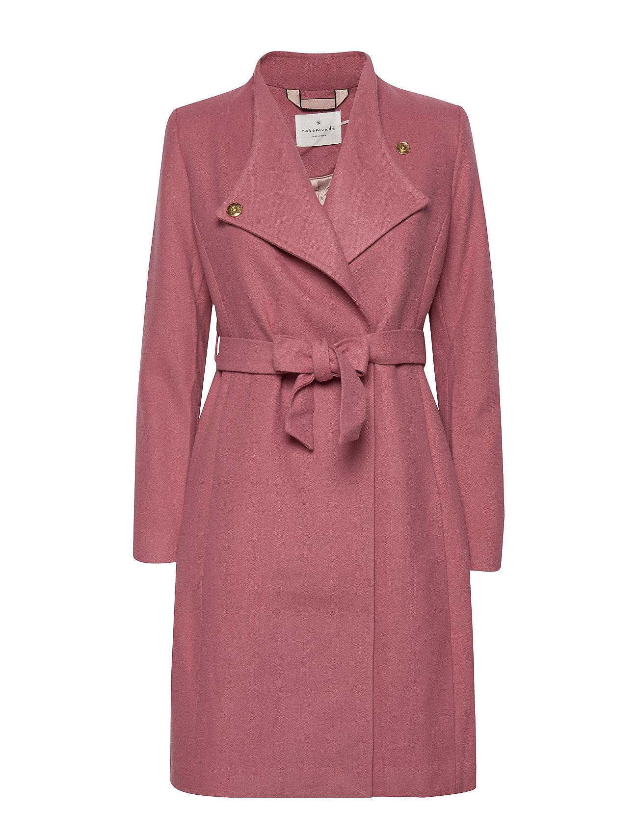 Rosemunde Coat ls - MESA ROSE