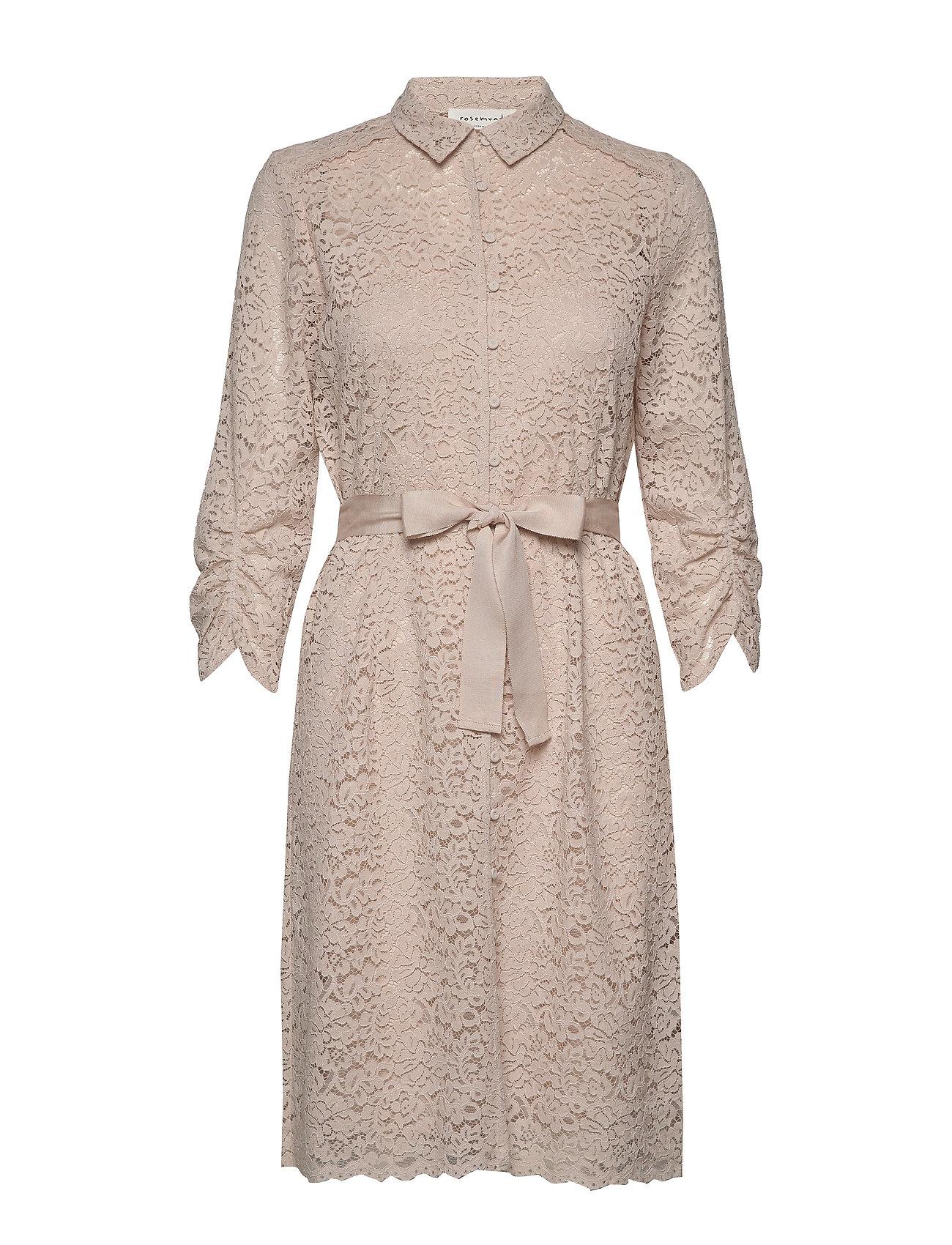 Rosemunde Dress 3/4s - GRAY MORN