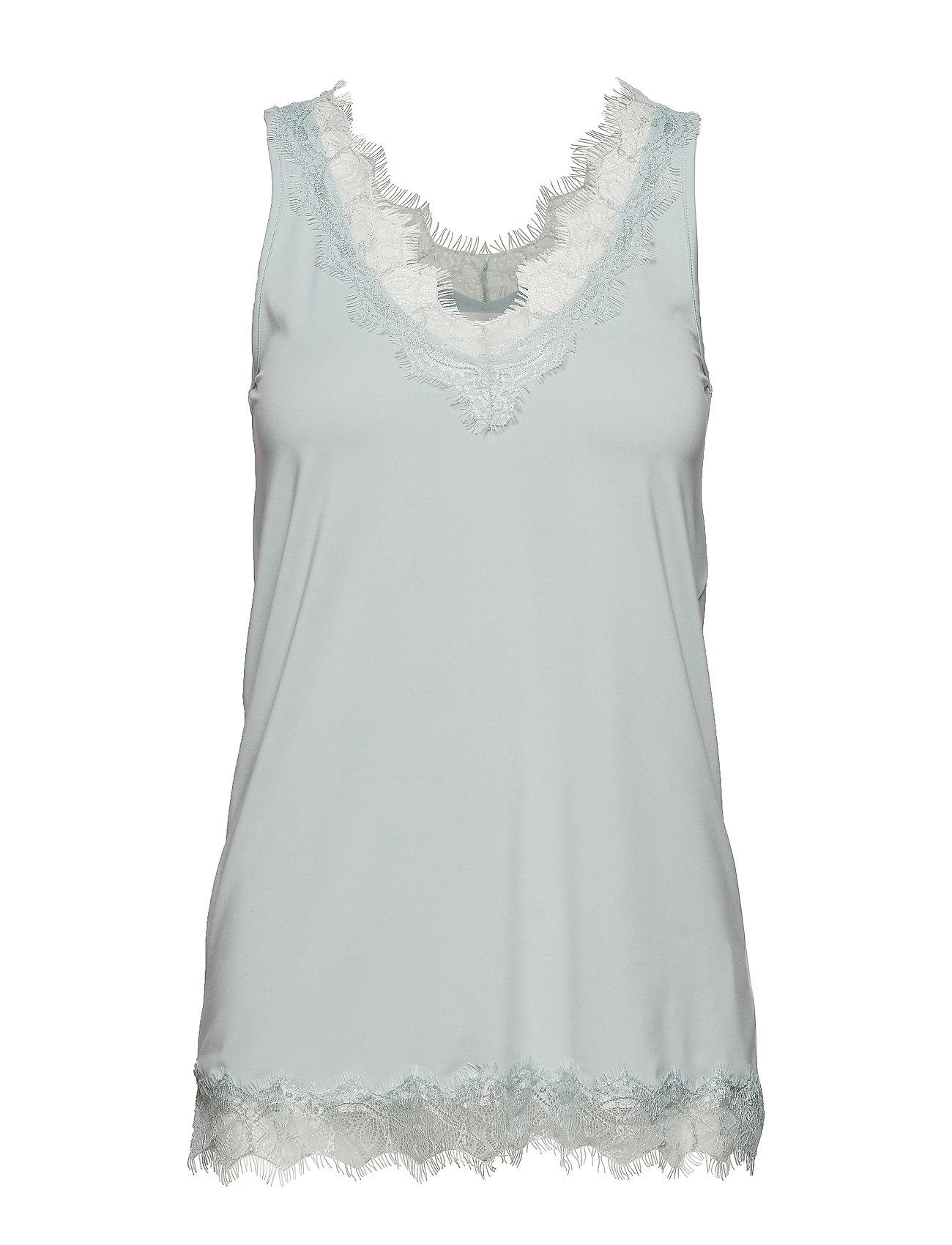 Rosemunde Top - CLOUD BLUE