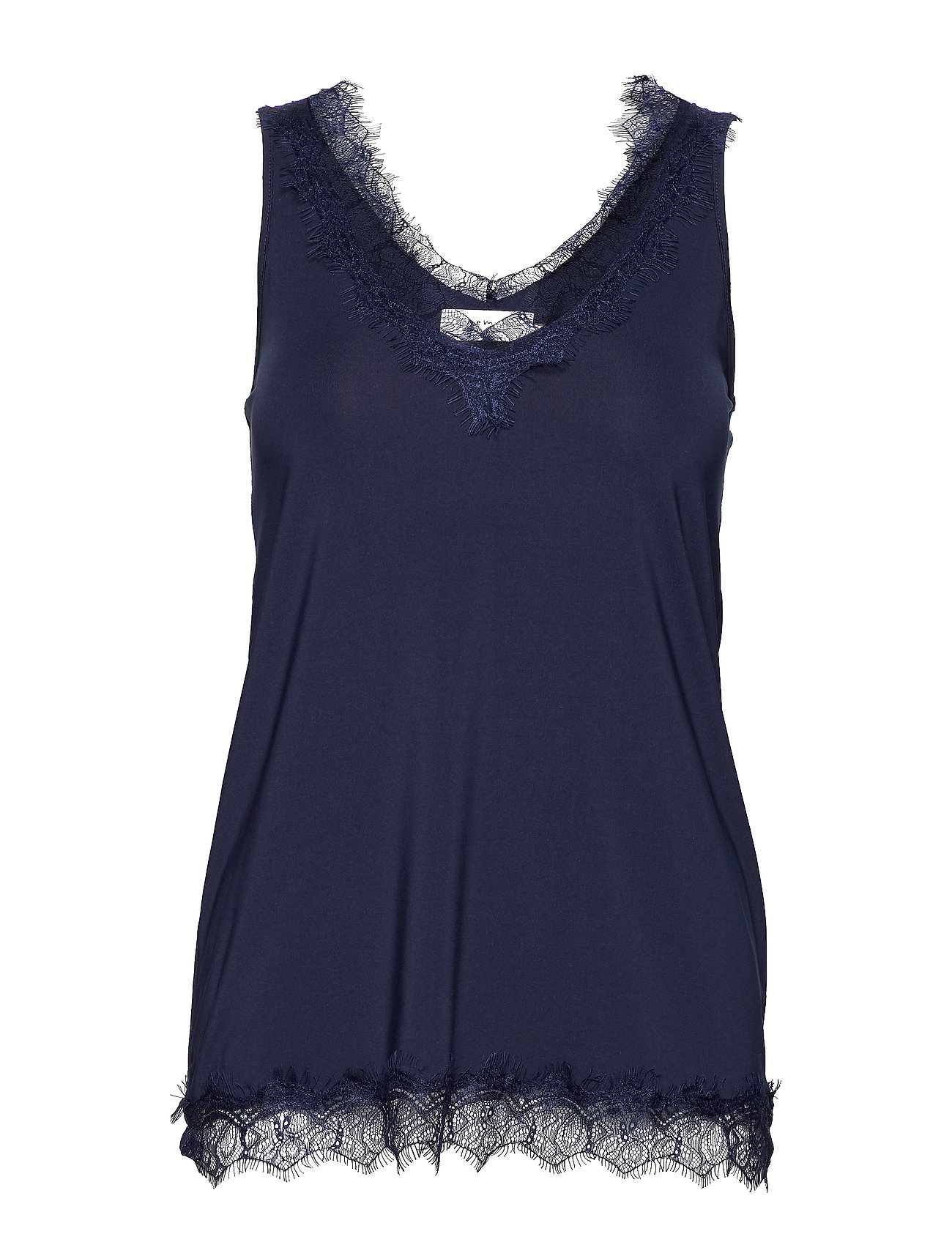 Rosemunde Top - MARITIME BLUE