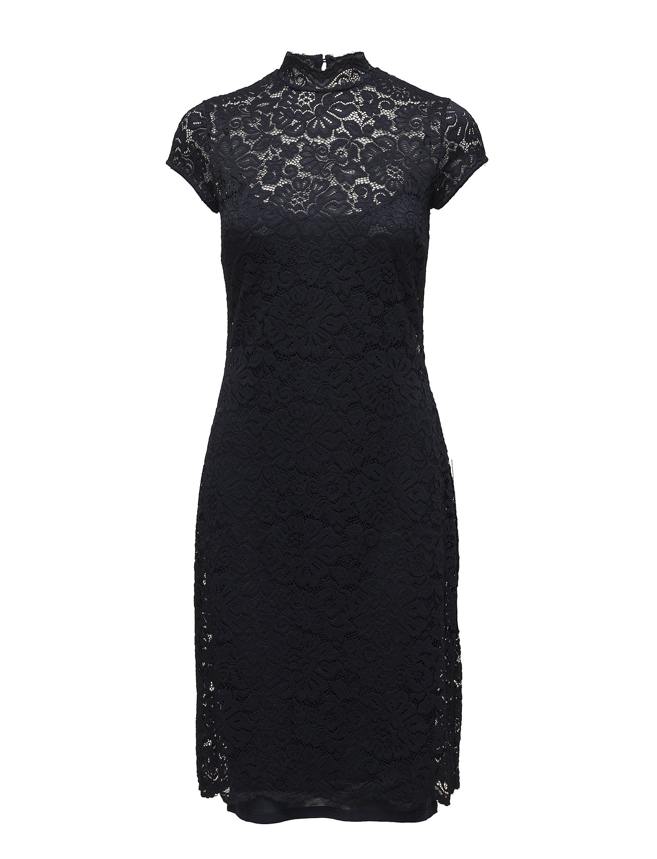 Rosemunde Dress ss - DARK BLUE