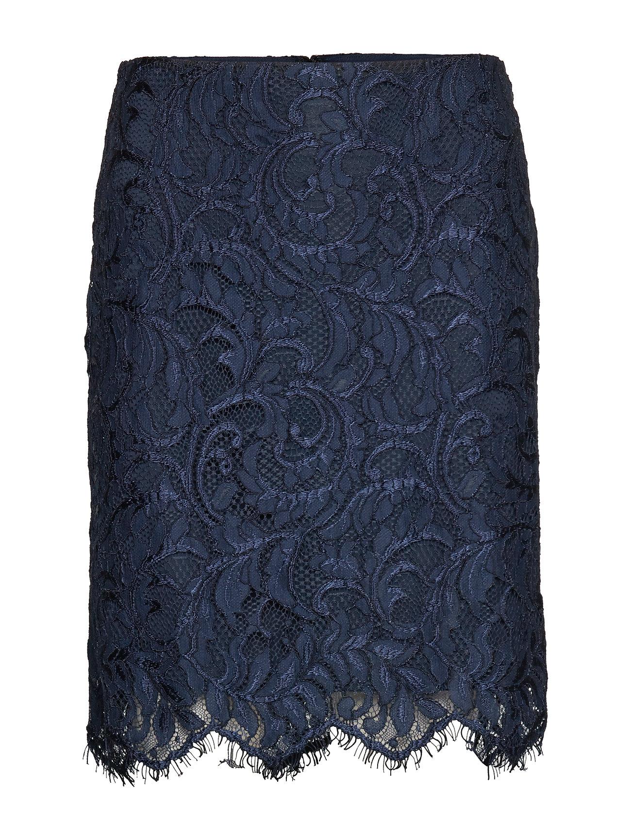 Rosemunde Skirt - NAVY