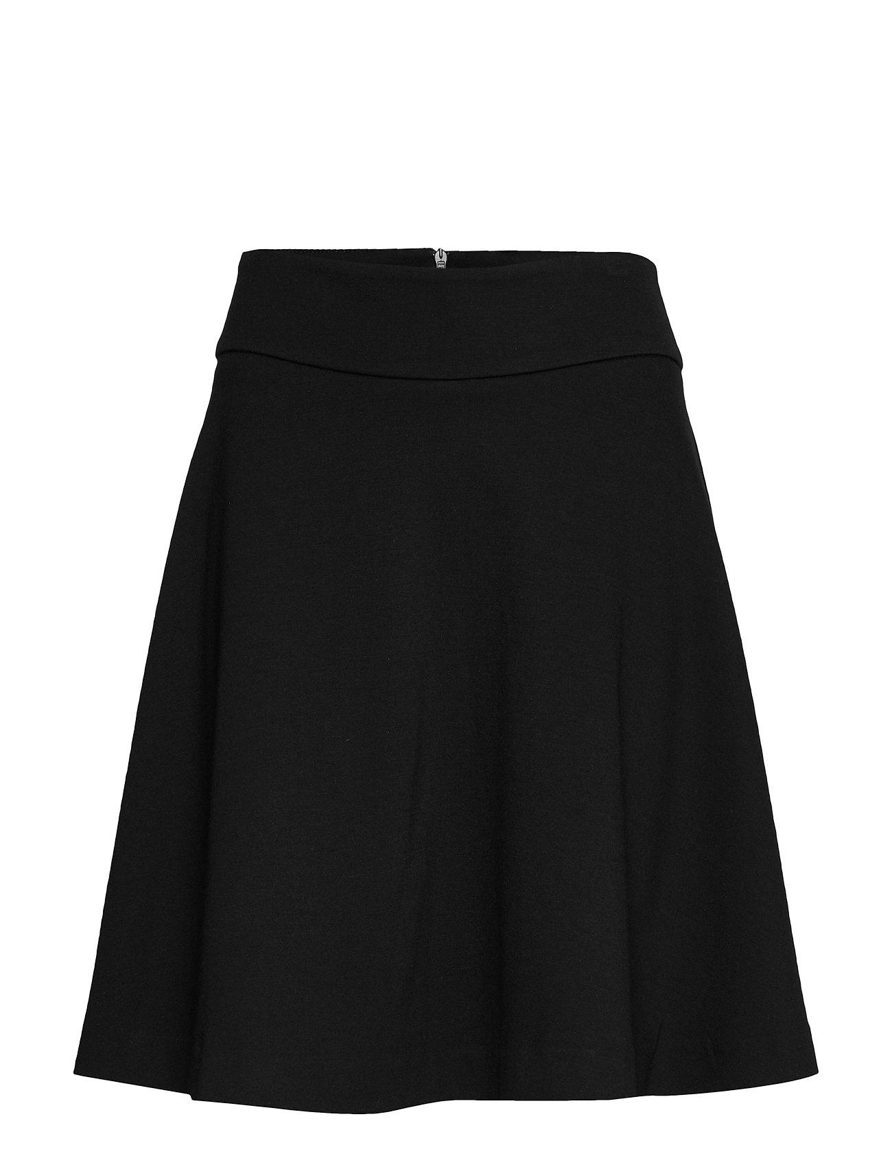 Rosemunde Skirt - BLACK