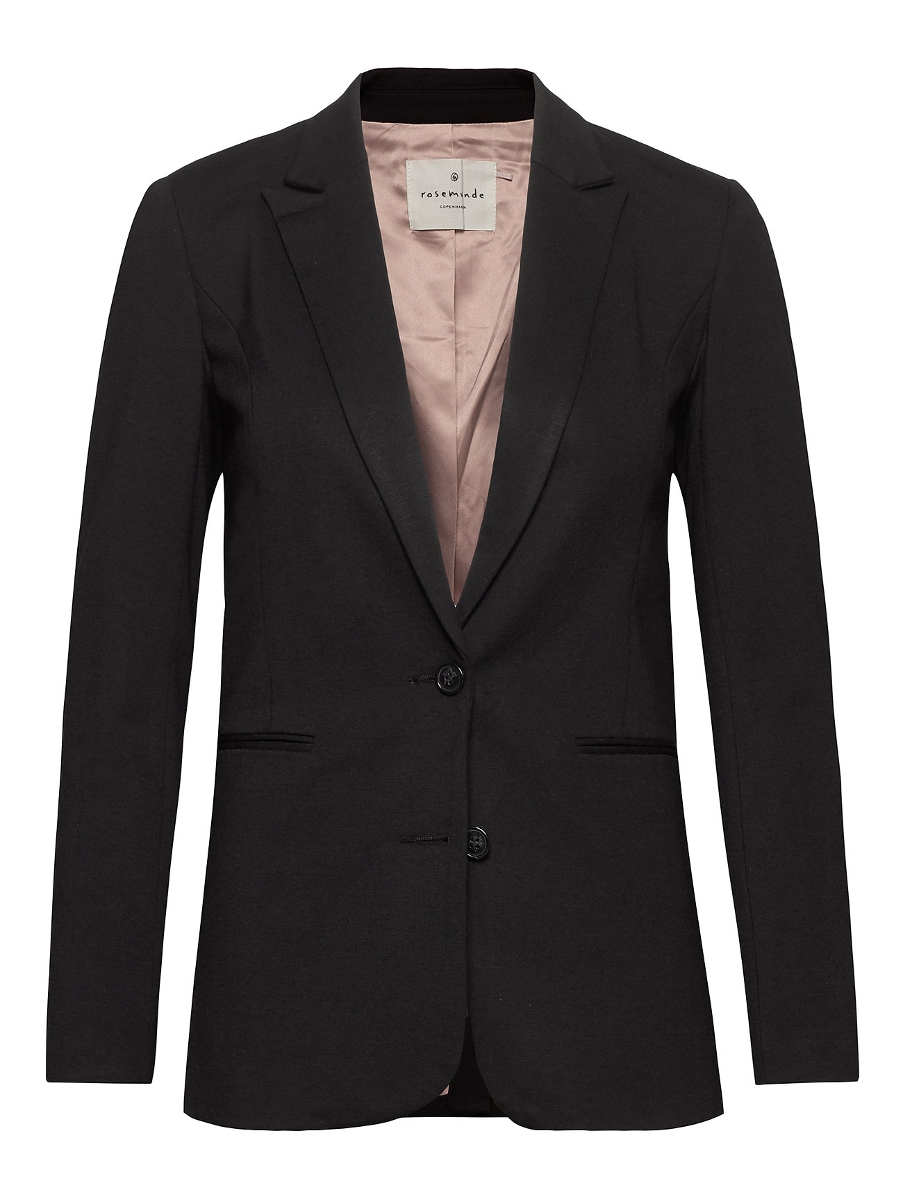 Rosemunde Jacket ls - BLACK