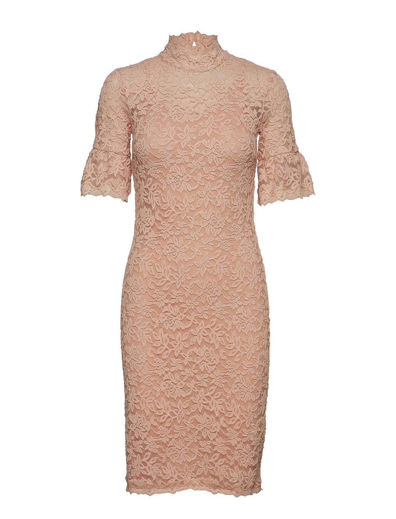 Rosemunde Dress ss - ROSE SAND