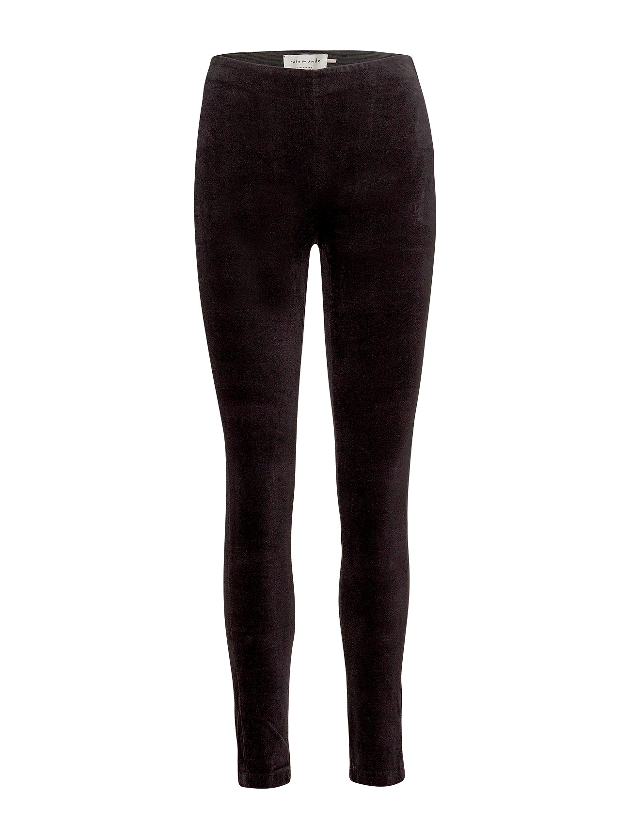 Rosemunde Trousers - BLACK