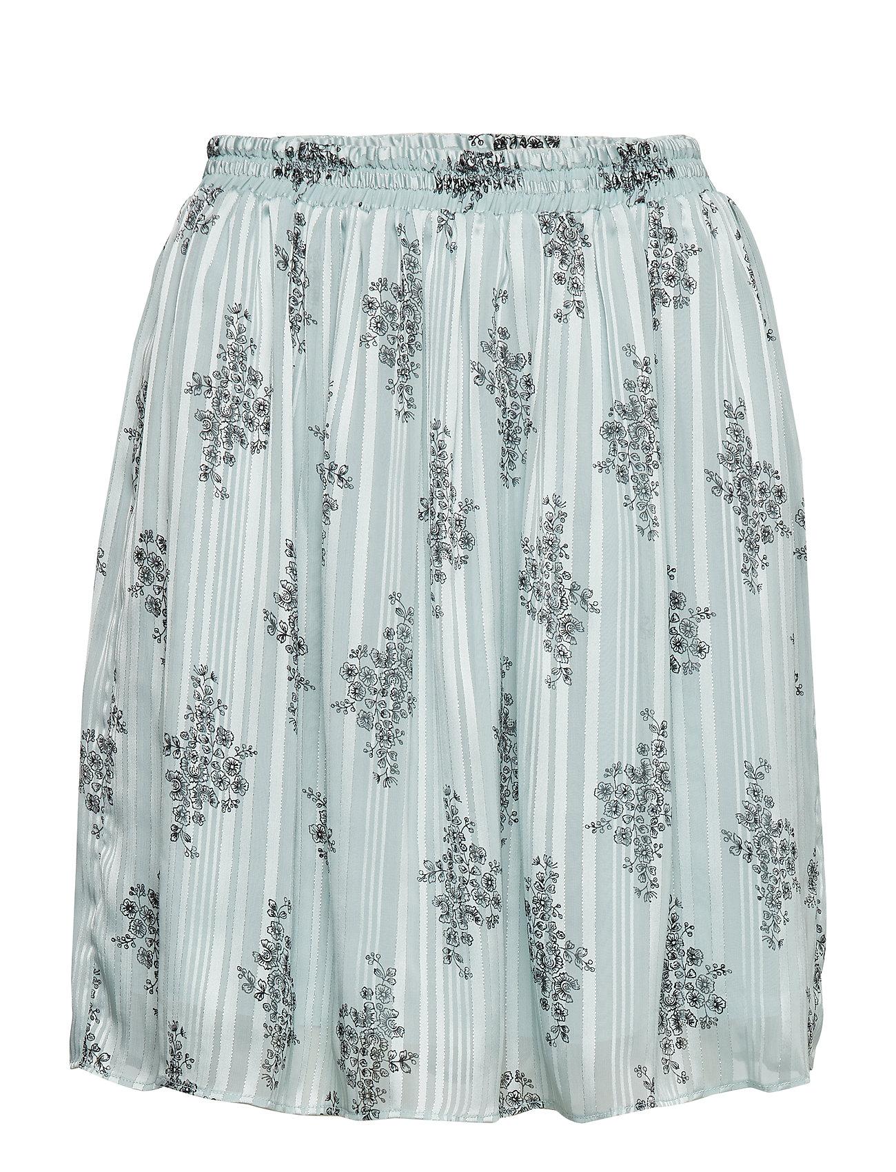 Skirtcloud PrintRosemunde Blue Blue Flower Skirtcloud Aq543RjL