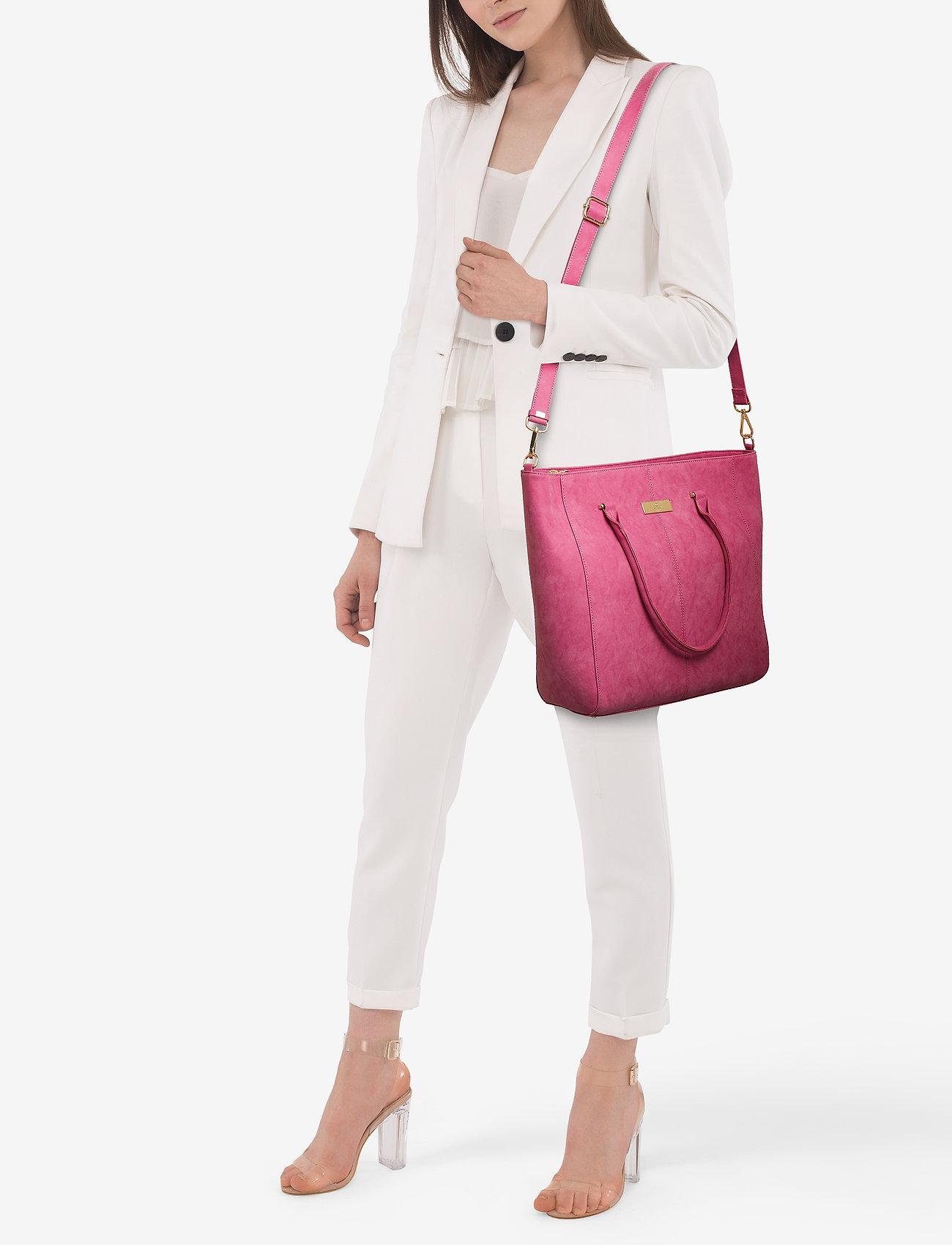 Rosemunde Bag - FUCHSIA RED
