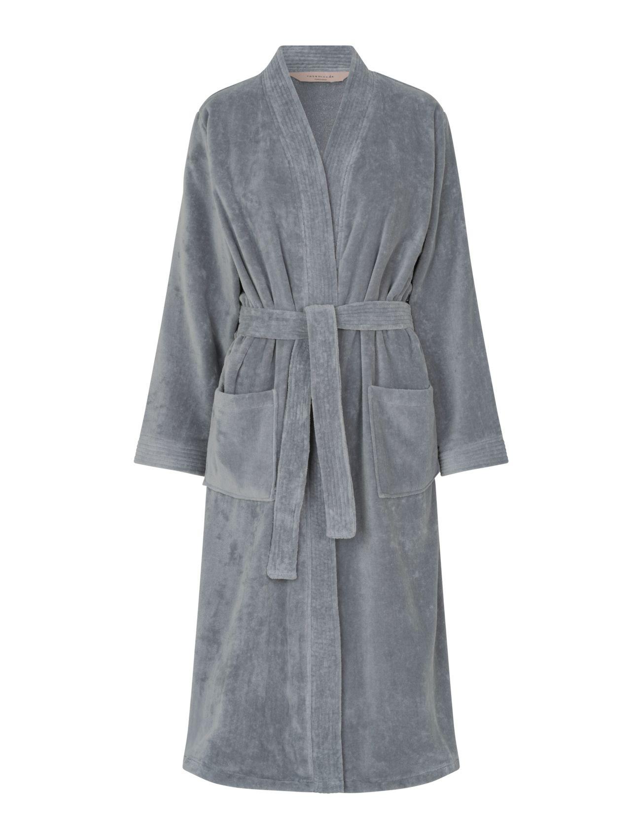 Rosemunde - robe - lingerie - charcoal grey - 0