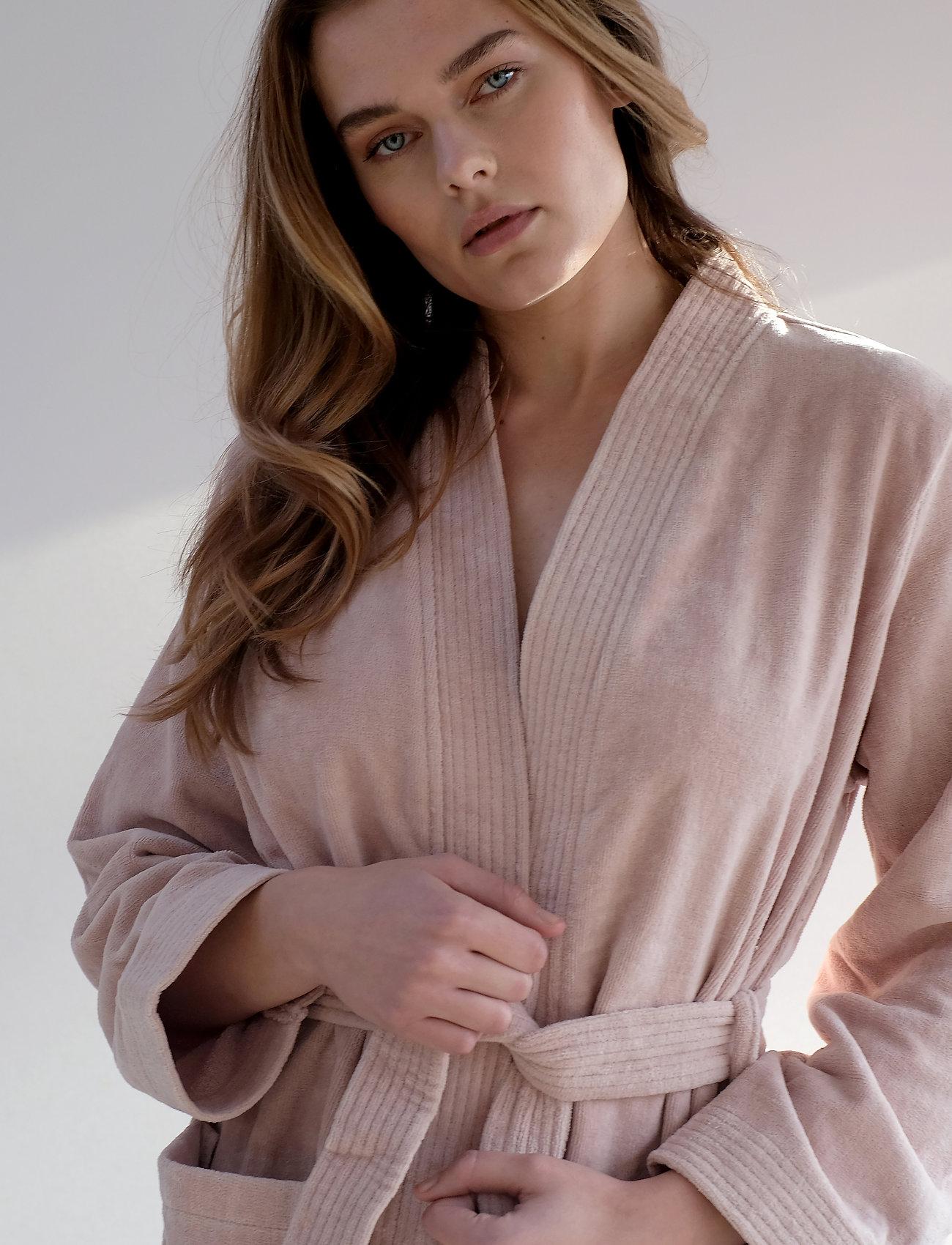 Rosemunde - robe - lingerie - dusty brown - 0