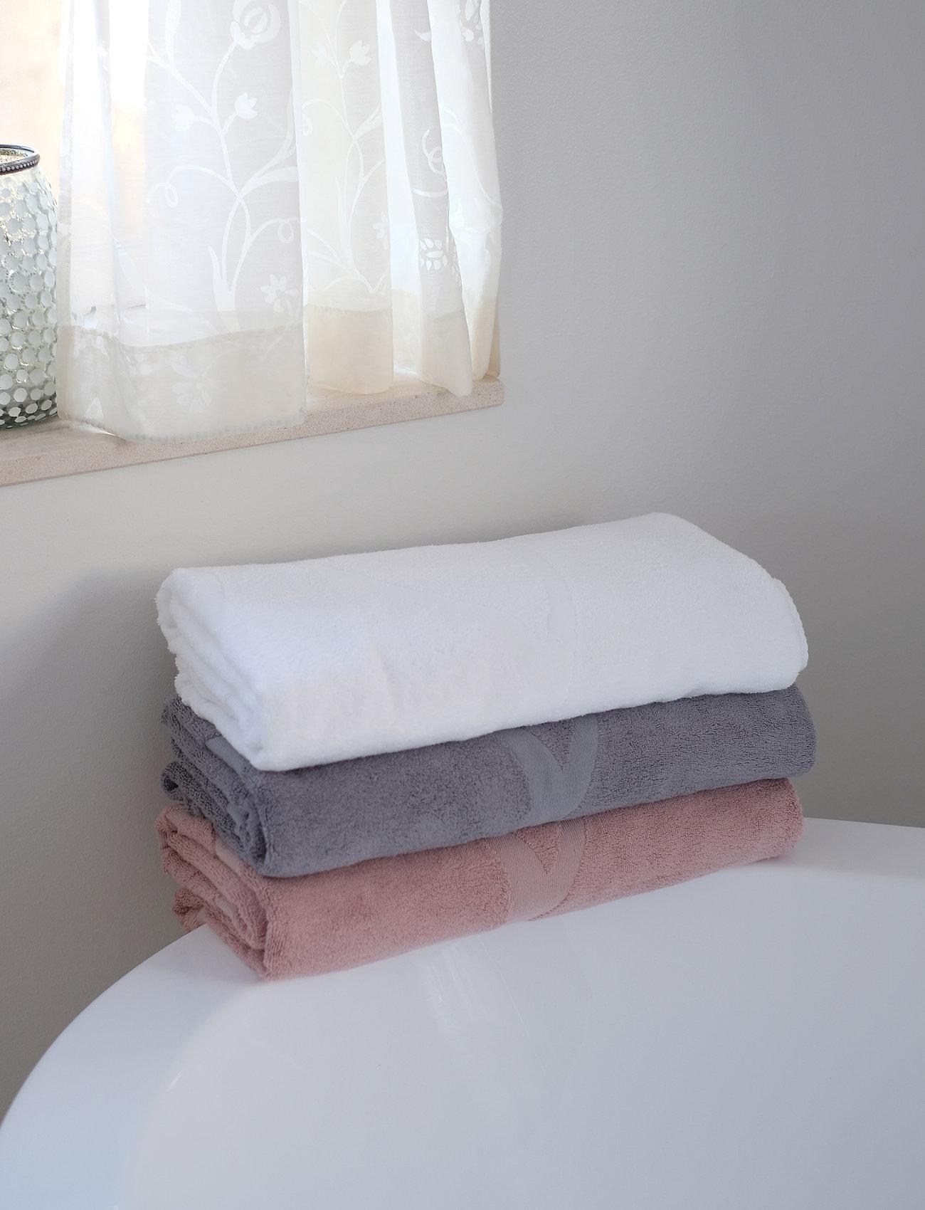Rosemunde - Towel - ręczniki kąpielowe - charcoal grey - 1