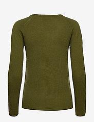 Rosemunde - Wool & cashmere pullover ls - kashmir - leaf green - 1