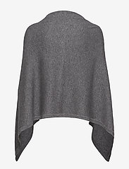 Rosemunde - Poncho - ponchos & capes - medium grey melange - 1
