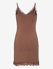 Rosemunde - Strap dress - bodies & onderjurken - acorn - 1