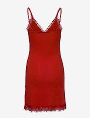 Rosemunde - Strap dress - korte kjoler - spicy red - 1
