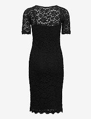 Rosemunde - Dress ss - bodycon-kjoler - black - 1