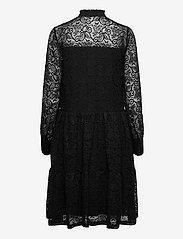 Rosemunde - Dress ls - cocktail-kjoler - black - 1