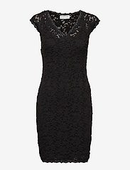 Rosemunde - Dress ss - blondekjoler - black - 0
