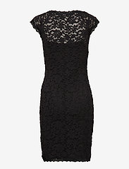 Rosemunde - Dress ss - blondekjoler - black - 1