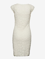 Rosemunde - Dress ss - blondekjoler - ivory - 2