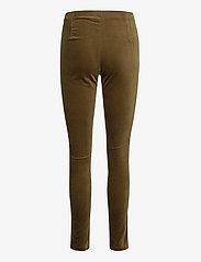 Rosemunde - Trousers - broeken med skinny fit - military olive - 1