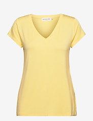 T-shirt ss - VANILLA YELLOW