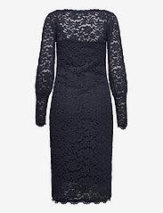 Rosemunde - Dress ls - cocktail-kjoler - blueberry - 3
