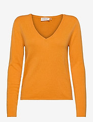 Rosemunde - Pullover ls - tröjor - golden glow - 0