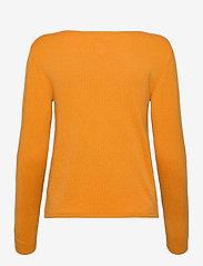 Rosemunde - Pullover ls - tröjor - golden glow - 1