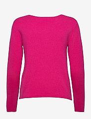 Rosemunde - Pullover ls - tröjor - very berry - 1