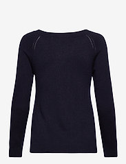 Rosemunde - Pullover ls - tröjor - navy - 1