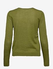 Rosemunde - Merino pullover ls - truien - seaweed - 1