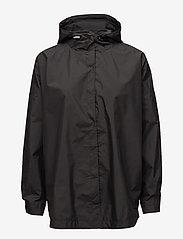 Rosemunde - Cape - manteaux de pluie - black - 1