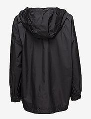 Rosemunde - Cape - manteaux de pluie - black - 2